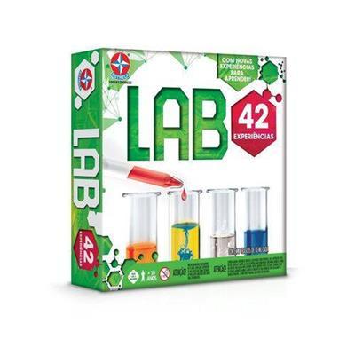 Jogo Estrela Lab 42 Experiências 1001612800022