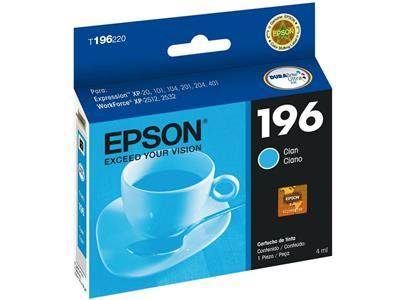 Cartucho para Impressora Epson T196220 C